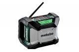 METABO R 12-18 BT stavební aku rádio AM/FM s Bluetooth (bez aku) - 600777850