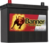 Banner Power Bull 12V 45Ah 360A, P4524
