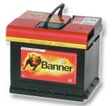 BANNER 12V 80Ah 700A P8014 Power Bull autobaterie