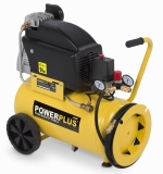 PowerPlus POWX1790 Kompresor 1800W 2,5HP - 24L olejový