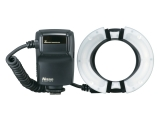NISSIN MF18 N ring flash makroblesk pro Nikon