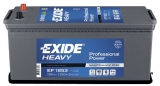 EXIDE Professional Power HDX 12V 235Ah 1300A, EF2353