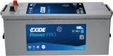 EXIDE Professional Power HDX 12V 185Ah 1150A, EF1853