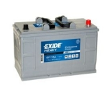 EXIDE Professional Power HDX 12V 120Ah 870A, EF1202
