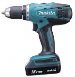 MAKITA DF457DWE Aku vrtačka 18V Li-on