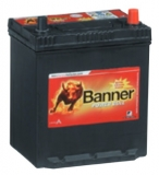 BANNER Power Bull 12V 40Ah 300A P4025