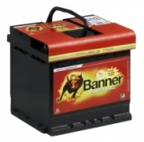 BANNER Power Bull 12V 50Ah 450A P5003