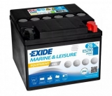 EXIDE EQUIPMENT GEL 12V 25Ah ES290 trakční baterie
