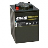 EXIDE EQUIPMENT GEL 6V 195Ah ES1000-6 trakční baterie