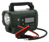 Compass 07200 Kompresor / zdroj AKU Power starter 300A LiFePO4