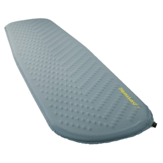 Therm-a-rest TRAIL LITE Women´s Regular Trooper Gray samonafukovací karimatka šedá 168x51x3,8cm